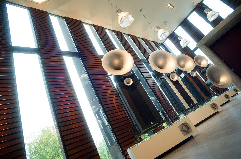 Avantgarde Acoustic Showroom Hornlautsprecher