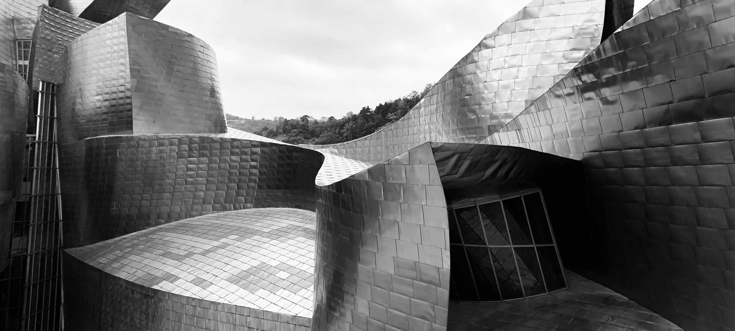 Architektur aus organischen Freiformen